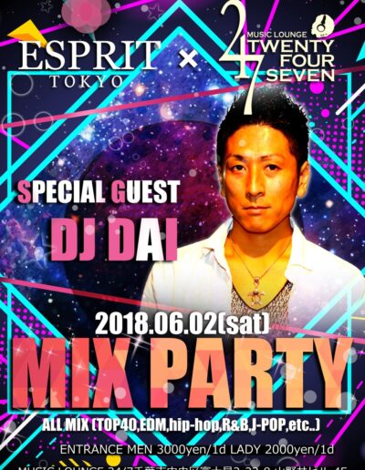 2018.6.2MIXPARTY